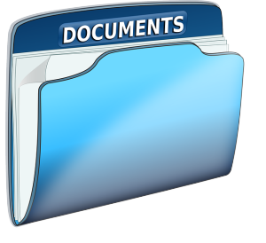 Documents, Folder, Office